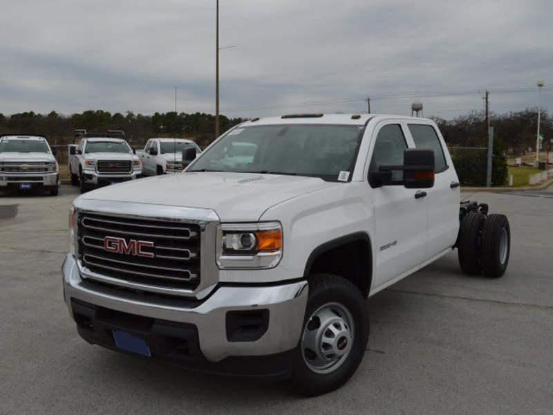 2015 Sierra 3500 Crew Cab 4x4,  Cab Chassis #251169 - photo 1
