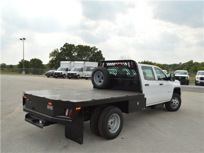 2015 Sierra 3500 Crew Cab 4x4, Cab Chassis #251169 - photo 4