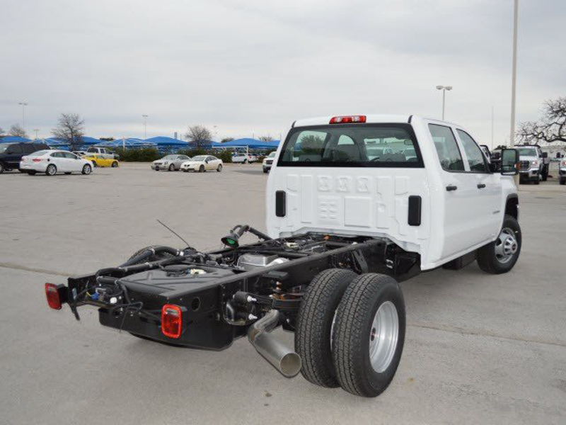 2015 Sierra 3500 Crew Cab 4x4,  Cab Chassis #251307 - photo 1