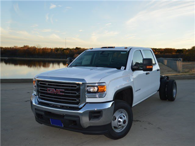 2015 Sierra 3500 Crew Cab 4x4 Cab Chassis #251418 - photo 1