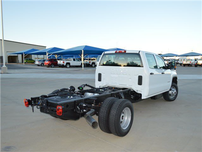 2015 Sierra 3500 Crew Cab 4x4,  Cab Chassis #251418 - photo 2