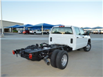 2015 Sierra 3500 Crew Cab 4x4 Cab Chassis #251418 - photo 2