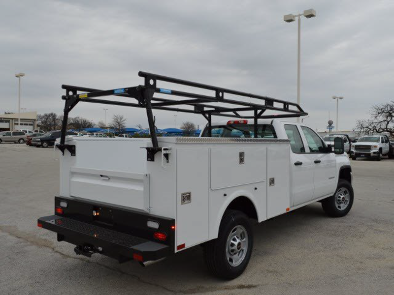2015 Sierra 2500 Double Cab 4x2,  Royal Service Body #251788 - photo 2