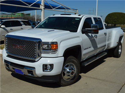 2015 Sierra 3500 Crew Cab 4x4,  Pickup #252294 - photo 1