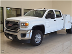 2015 Sierra 3500 Crew Cab, Ironside Welder Body #C15112 - photo 1