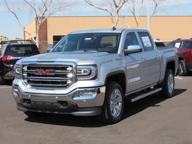 2018 Sierra 1500 Crew Cab 4x4,  Pickup #D18320 - photo 28