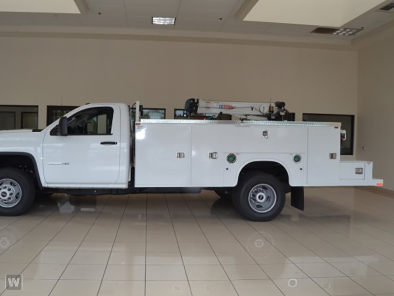 2015 Sierra 3500 Regular Cab, Knapheide Mechanics Body #KNAPF189391 - photo 5