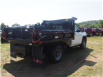 2015 Sierra 3500 Regular Cab 4x4, Reading Dump Body #REAF547555 - photo 1