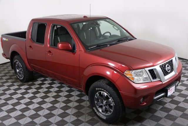 2016 Nissan Frontier Crew Cab 4x4, Pickup #G37901A - photo 1
