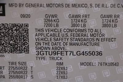 2020 GMC Sierra 1500 Crew Cab 4x4, Pickup #G40878 - photo 31