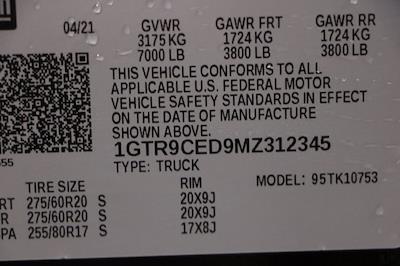 2021 GMC Sierra 1500 Double Cab 4x4, Pickup #G42408 - photo 31