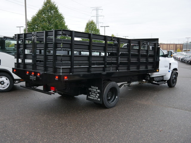 2019 Chevrolet Silverado 6500 Regular Cab DRW 4x2, Knapheide Stake Bed #190602 - photo 1