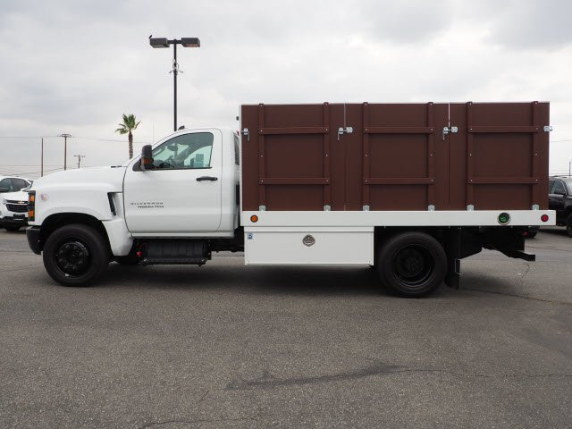 2019 Chevrolet Silverado 4500 Regular Cab DRW RWD, Royal Landscape Dump #194670K - photo 10