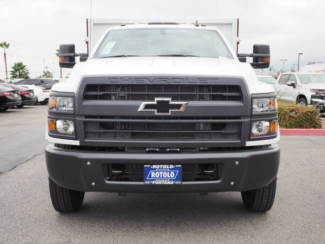 2019 Chevrolet Silverado 4500 Regular Cab DRW RWD, Royal Landscape Dump #194670K - photo 3
