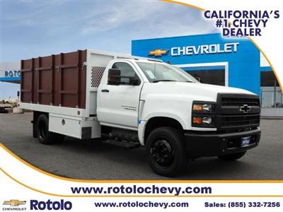 2019 Chevrolet Silverado 4500 Regular Cab DRW RWD, Royal Landscape Dump #194670K - photo 1