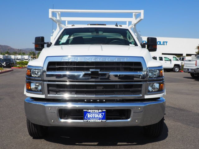 2019 Silverado 5500 Regular Cab DRW 4x2, Royal Service Combo Body #194837K - photo 3