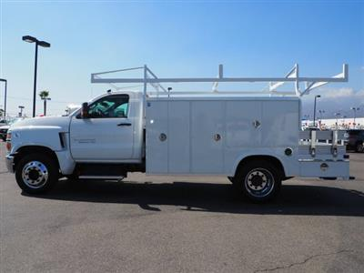 2019 Silverado 5500 Regular Cab DRW 4x2, Royal Service Combo Body #194837K - photo 12