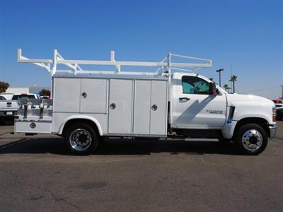 2019 Silverado 5500 Regular Cab DRW 4x2, Royal Service Combo Body #194837K - photo 5