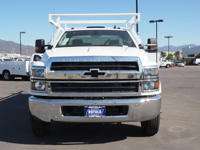2019 Silverado 5500 Regular Cab DRW 4x2, Royal Service Combo Body #194861K - photo 3