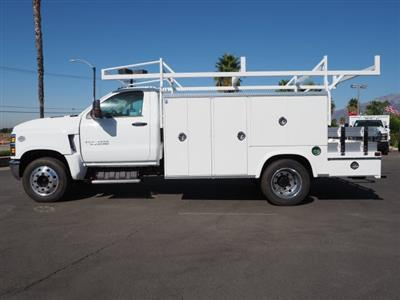 2019 Silverado 5500 Regular Cab DRW 4x2, Royal Service Combo Body #194861K - photo 12
