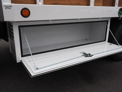 2019 Silverado 4500 Regular Cab DRW 4x2,  Scelzi WFB Stake Bed #194960K - photo 3