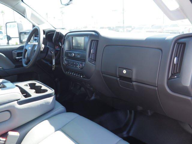 2019 Silverado 5500 Regular Cab DRW 4x2, Scelzi WFB Stake Bed #195000K - photo 24