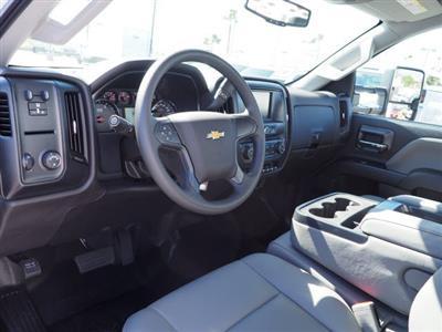 2019 Silverado 5500 Regular Cab DRW 4x2, Scelzi WFB Stake Bed #195000K - photo 20