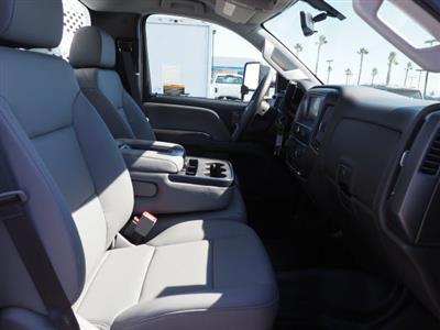 2019 Silverado 5500 Regular Cab DRW 4x2, Scelzi WFB Stake Bed #195000K - photo 23