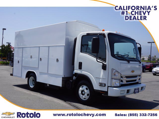 2020 Chevrolet LCF 4500HD Regular Cab RWD, Harbor Service Utility Van #200981K - photo 1