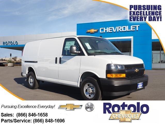 2020 Express 2500 4x2, Harbor Base Package Upfitted Cargo Van #201324K - photo 1