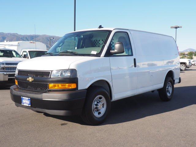 2020 Express 2500 4x2, Harbor Base Package Upfitted Cargo Van #201324K - photo 5