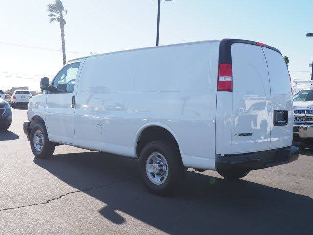 2020 Express 2500 4x2, Harbor Base Package Upfitted Cargo Van #201324K - photo 6