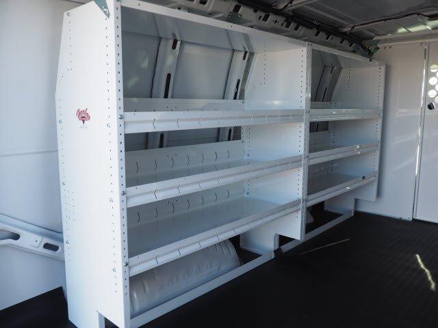 2020 Express 2500 4x2, Harbor Base Package Upfitted Cargo Van #201324K - photo 8