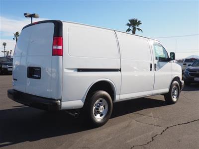 2020 Express 2500 4x2, Harbor Base Package Upfitted Cargo Van #201324K - photo 10
