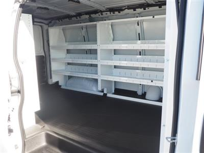 2020 Express 2500 4x2, Harbor Base Package Upfitted Cargo Van #201324K - photo 12