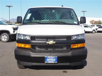 2020 Express 2500 4x2, Harbor Base Package Upfitted Cargo Van #201324K - photo 4