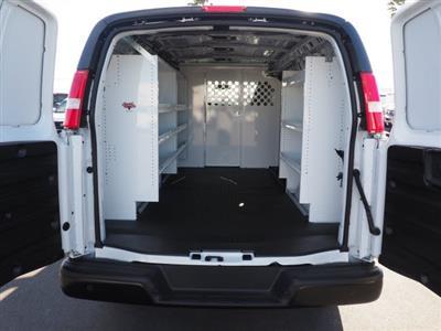 2020 Express 2500 4x2, Harbor Base Package Upfitted Cargo Van #201324K - photo 2
