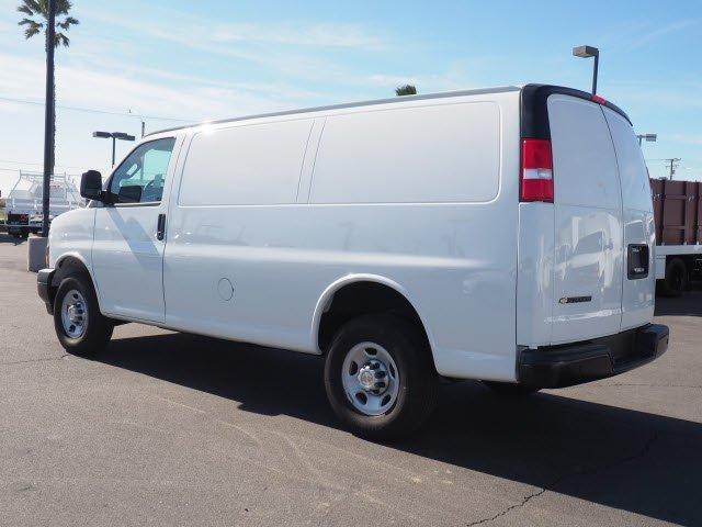 2020 Express 2500 4x2, Harbor Base Package Upfitted Cargo Van #201930K - photo 5