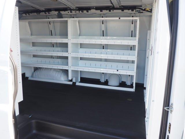 2020 Express 2500 4x2, Harbor Base Package Upfitted Cargo Van #201930K - photo 7