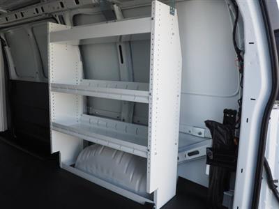 2020 Express 2500 4x2, Harbor Base Package Upfitted Cargo Van #201930K - photo 10