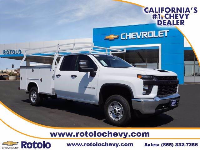 2020 Chevrolet Silverado 2500 Double Cab RWD, Royal Service Body #204194K - photo 1