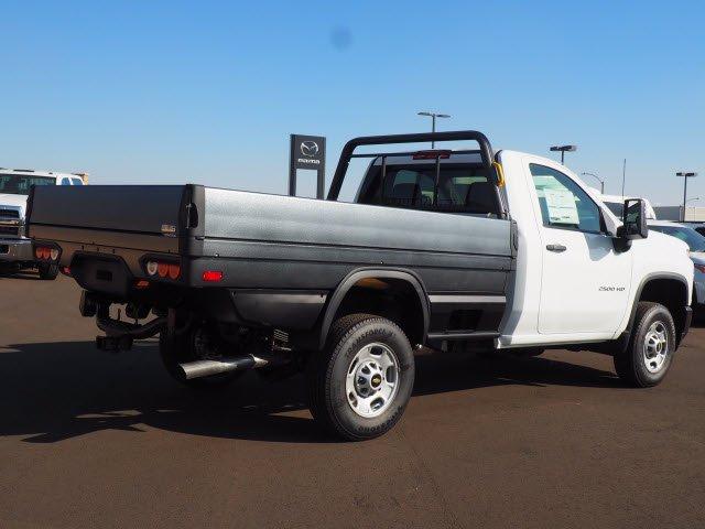 "2020 Chevrolet Silverado 2500 Regular Cab 4x2, 11"" Aluminum Flatbed  #204479K - photo 1"