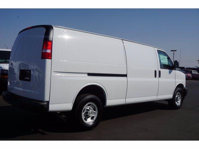 2020 Chevrolet Express 2500 RWD, Adrian Steel Upfitted Cargo Van #204578K - photo 10