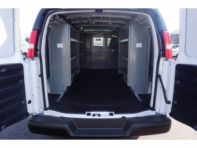 2020 Chevrolet Express 2500 RWD, Adrian Steel Upfitted Cargo Van #204578K - photo 2
