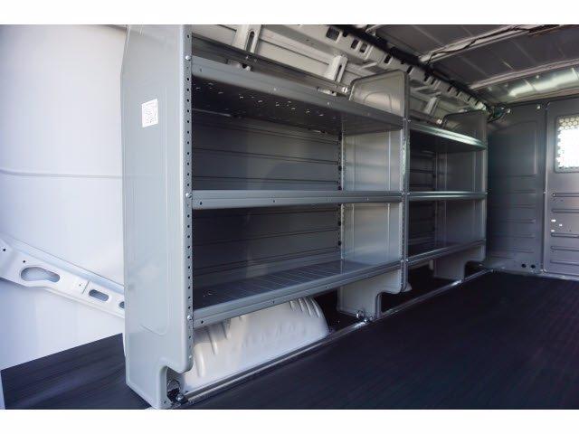 2020 Chevrolet Express 2500 RWD, Adrian Steel Upfitted Cargo Van #204578K - photo 8