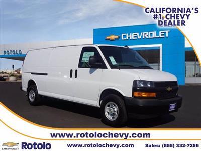 2020 Chevrolet Express 2500 RWD, Adrian Steel Upfitted Cargo Van #204578K - photo 1