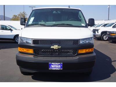 2020 Chevrolet Express 2500 RWD, Adrian Steel Upfitted Cargo Van #204578K - photo 4