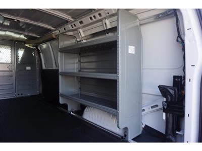 2020 Chevrolet Express 2500 RWD, Adrian Steel Upfitted Cargo Van #204578K - photo 9