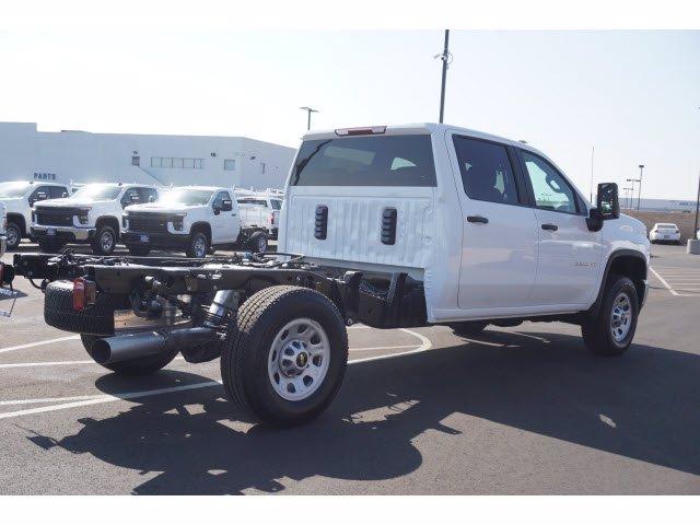 2020 Chevrolet Silverado 3500 Crew Cab 4x4, Cab Chassis #204755K - photo 1