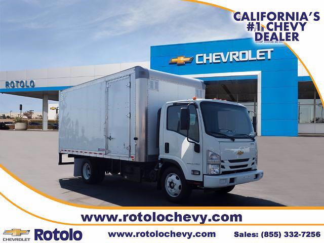 2020 Chevrolet LCF 5500XD Regular Cab DRW 4x2, Morgan Dry Freight #204829KX - photo 1